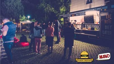 [post-Noaptea-Agentiilor '16] A fost expozitie de tablouri comestibile la Nuevo