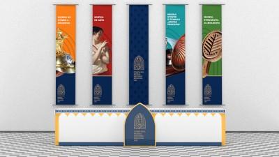 Palatul Culturii Iasi - Simulare birou receptie