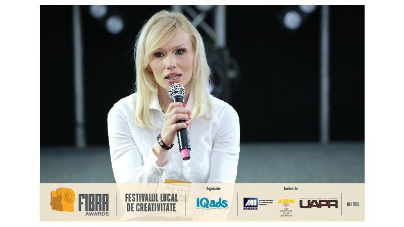 [Conferintele FIBRA] Raluca Ghilea (Perceptum): Storytelling-ul experiential transforma modul in care cream valoare de brand