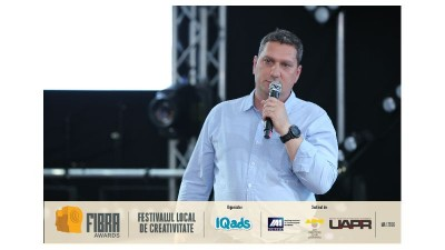 [Conferintele FIBRA] Andrei Popea (FIVE'S) si definitia designului de eveniment