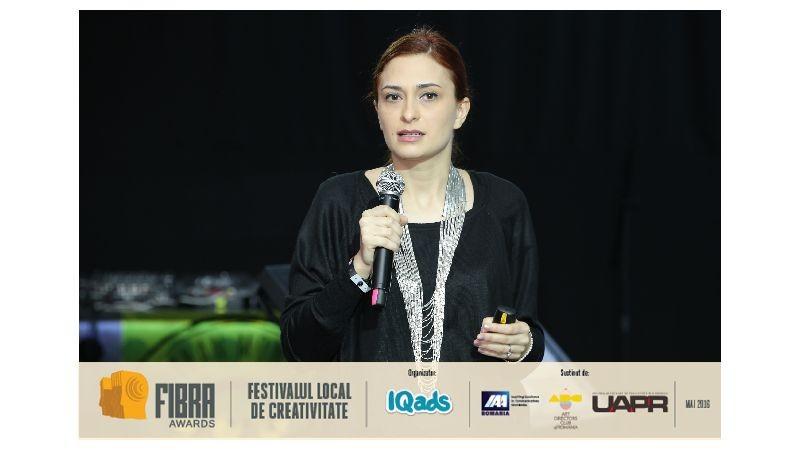 [Conferintele FIBRA] Viitorul sta in real-time video. Cora Diaconescu (Tribal Wolrdwide Romania): Content-ul video a devenit dominant in online in 2015