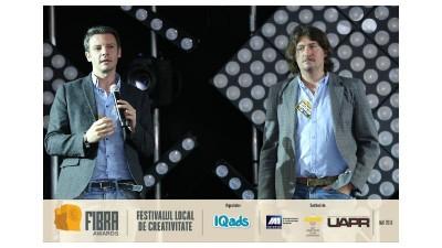 [Conferintele FIBRA] Mark Aris si Vangelis Davitidis (4 Wise Monkeys Grecia): Orice ad are potentialul sa devina content