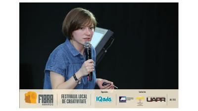 [Conferintele FIBRA] Omul creativ ca target. Ingrid Viulet (Ursus Breweries): Brandul trebuie sa aiba un rol foarte bine definit in vietile lor