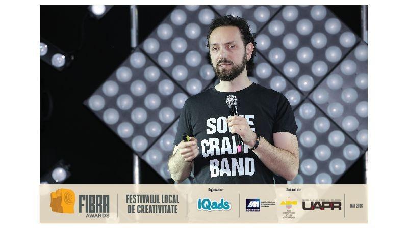 [Conferintele FIBRA] Alex Petrescu (Geometry Global): Una dintre greselile fundamentale pe care le facem este ca privim PR-ul ca o anexa a comunicarii