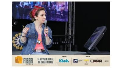 [Conferintele FIBRA] Manuela Gogu (MullenLowe): Let's be more adchitects! Totul incepe cu o plimbare prin oras si cu o idee actionabila de brand
