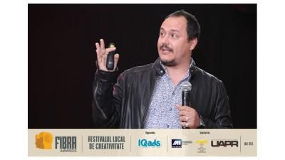[Conferintele FIBRA] Jorg Riommi, Publicis Romania: Jobul de creativ inseamna sa investim in nou si nemaiintalnit