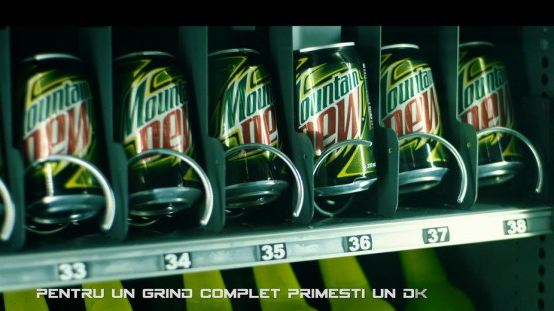 [Premiile FIBRA #1] Shortlist FIBRA - Kaleidoscope Proximity - Dew the grind / Mountain Dew / PepsiCo