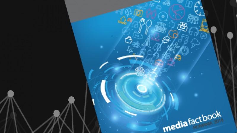 A XX-a editie a Media Fact Book, lansata de Initiative, anunta cresteri de 6% pentru piata de media atat in 2015, cat si in 2016