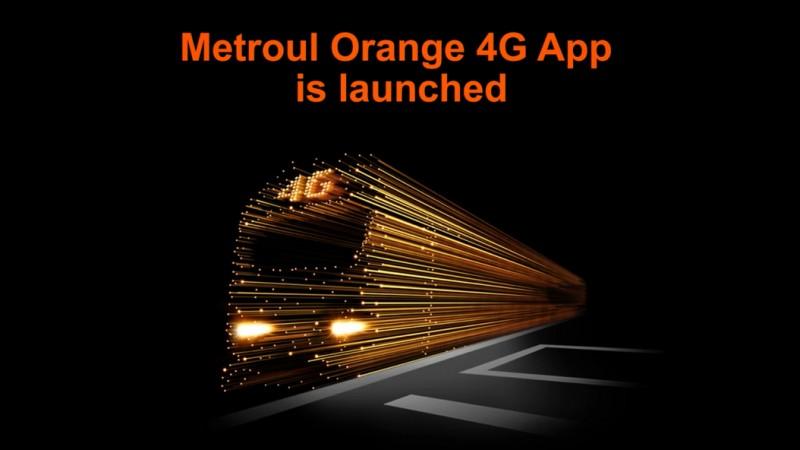 """[Case Study] Publicis - Orange App """"Metroul Orange 4G"""" / Orange / Orange Romania"""
