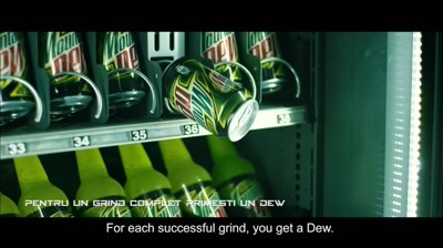 [Case Study] Dew the grind - Mountain Dew