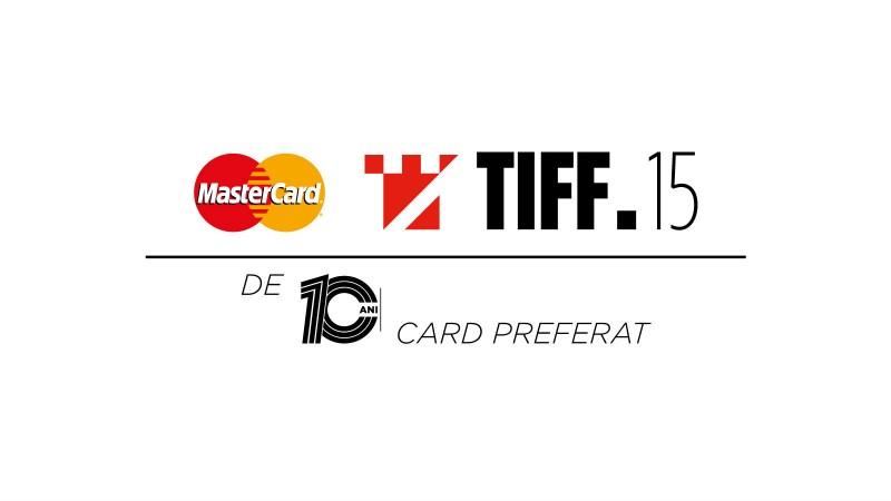 MasterCard, de 10 ani pe scena TIFF
