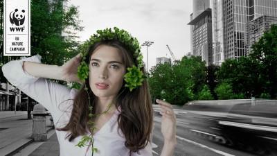 "WWF ""da natura mai tare"" in 18 tari europene, printr-o campanie gandita de ThinkDigital Romania"