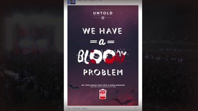 [Case Study] Pay with blood - UNTOLD