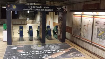 Initiative a adus brutaria Lidl la metrou