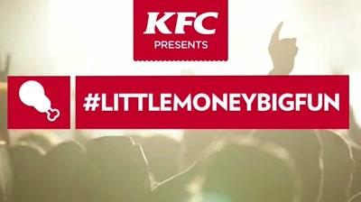 [Case Study] Little money, big fun - KFC