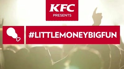[Case Study] Little money, big fun - KFC