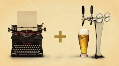 [Case Study] Write for beer - Staropramen