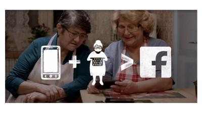 [Premiile FIBRA #1] Gold FIBRA - McCann - Sunday Grannies / Vodafone / Vodafone Romania