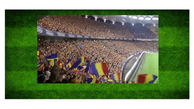 [Premiile FIBRA #1] Silver FIBRA - GMP Group - The Reconquered Stadium / Romanian Football Federation / Romanian Football Federation