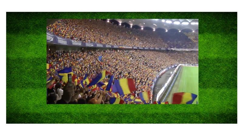 [Premiile FIBRA #1] Silver FIBRA - GMP Group - The Reconquered Stadium / Romanian Football Federation / Romanian Football Federation