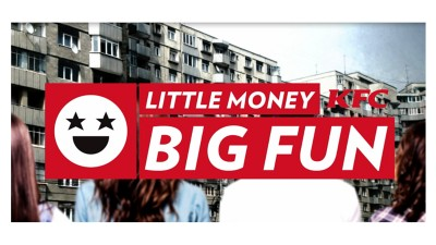 [Premiile FIBRA #1] Gold FIBRA - McCann - Little money, big fun / KFC / KFC Romania