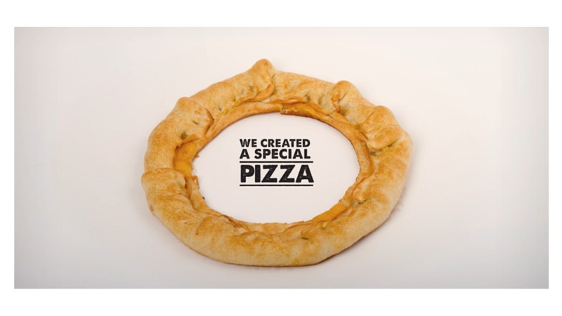 [Premiile FIBRA #1] Silver FIBRA - McCann - Best part of pizza / Pizza Hut / KFC Romania