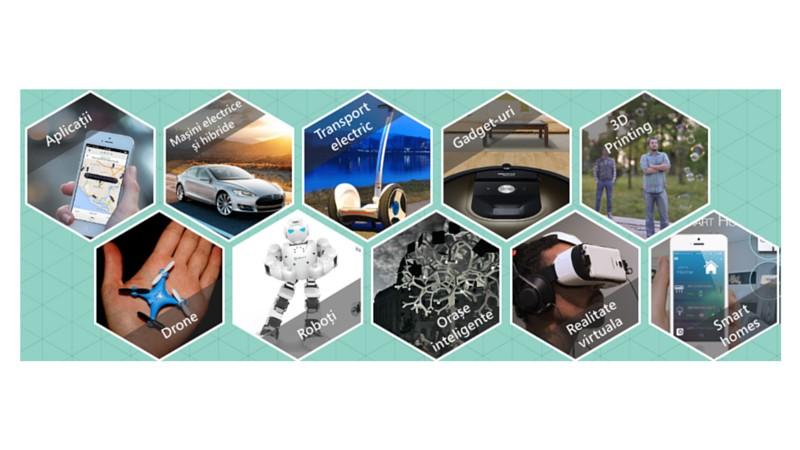Tehnologia ocupa Piata George Enescu in week-endul 27-29 mai