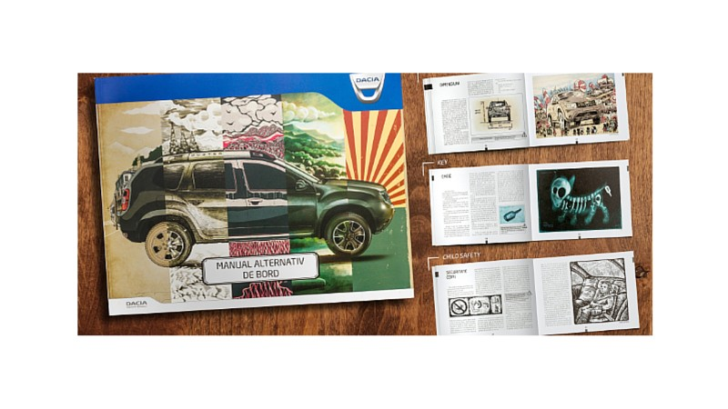[Premiile FIBRA #1] Bronze FIBRA - Publicis - Alternative Manual / Dacia / Dacia