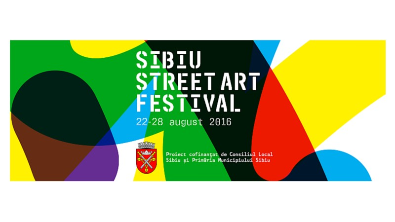 """Invata sa zbori!"" la Sibiu International Street ART Festival"
