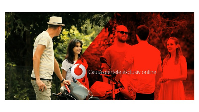 [Premiile FIBRA #1] Shortlist FIBRA - Saatchi & Saatchi + The Geeks - It's Better Online / Vodafone e-Shop / Vodafone