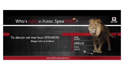 Who`s King in Public SpeaKING? Editia a IV-a