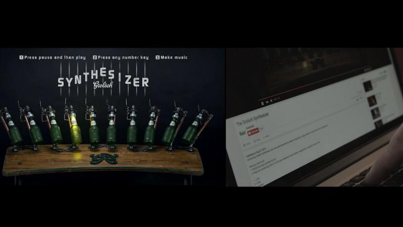 [Case Study] Kubis Interactive - Grolsch - The Youtube Synthesizer / Grolsch / Ursus Breweries