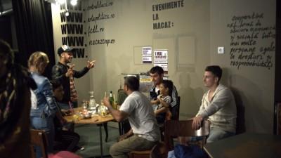 MACAZ-ul teatrului politic si portavocea grupurilor vulnerabile