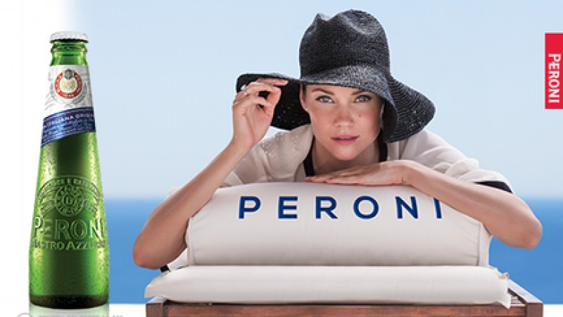 Casa di Peroni al Café del Mar, o oaza de eleganta la malul Marii Negre