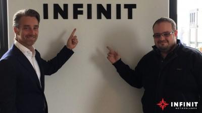Infinit Solutions deschide primul birou in afara tarii, in Olanda, incepand astfel planul sau de expansiune internationala
