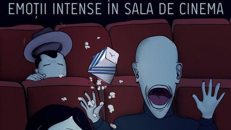Emotii intense in spotul Festivalului International de Film Ploiesti