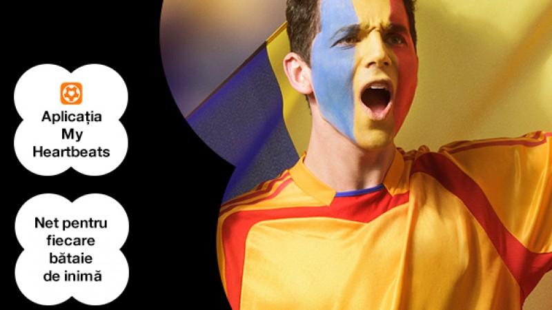 Orange si Profero duc inima Romaniei la Euro 2016