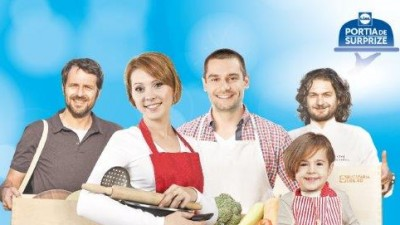 Bucataria Lidl cauta cea mai talentata familie pasionata de gatit