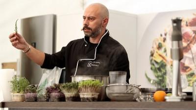 Trei zile in stil gourmet cu Electrolux, la prima editie a Bucharest Gourmet Festival