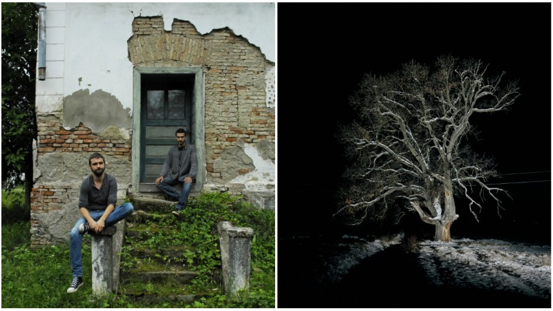 Dincolo de fotoreportaje sau estetica stau Arborii Batrani