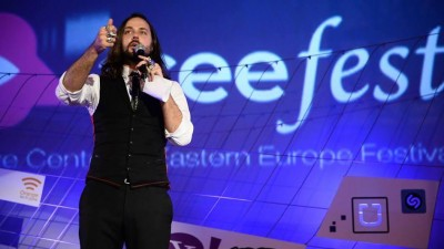 Din New York, direct la Bucuresti: de pe scena Comedy Cellar, Jeff Leach revine la ICEEfest