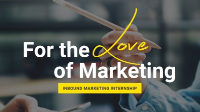 "Beans United da startul programului de internship ""For the Love of Marketing"""