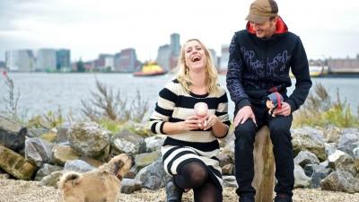Catre creativii de toate formele si marimile, Nico Stumpo and Hanneke Matselaar (72andSunny & 72U) spun: Hai in Amsterdam
