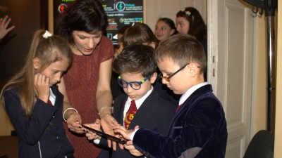"Samsung si Muzeul Memorial ""George Enescu"" ofera o noua experienta digitala de vizitare"