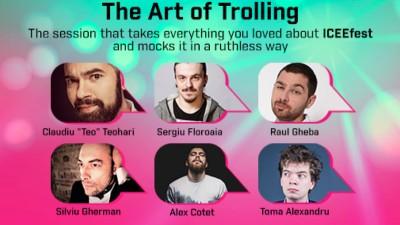6 cunoscuti comedianti romani vor parodia prezentarile de la ICEEfest, in ultima seara de festival