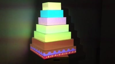 OnScreen - Pop-up Digital Cake