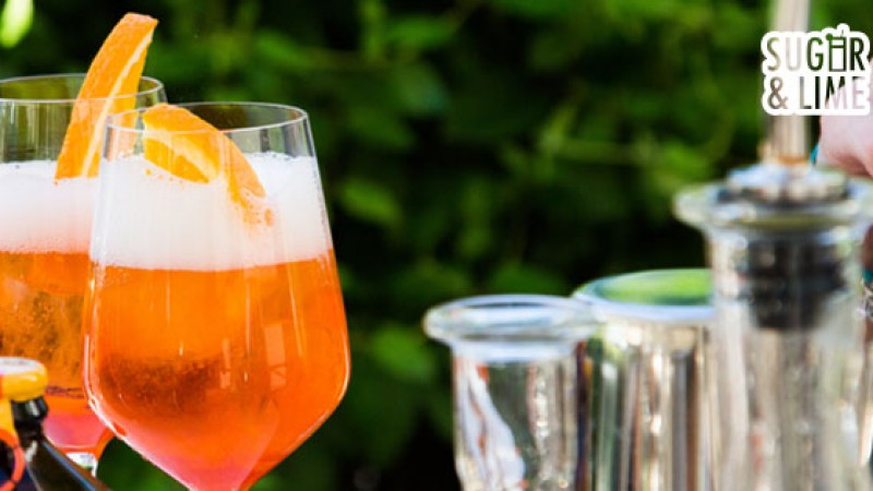 POP-UP BAR by Sugar & Lime aduce #prezentadespirit la evenimente