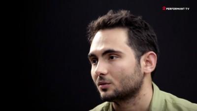 Matei Pavel este invitatul din cel de-al noualea episod Pink Crayon, serialul produs de 2Performant
