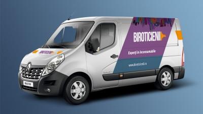 BIROTICIENII - branding auto