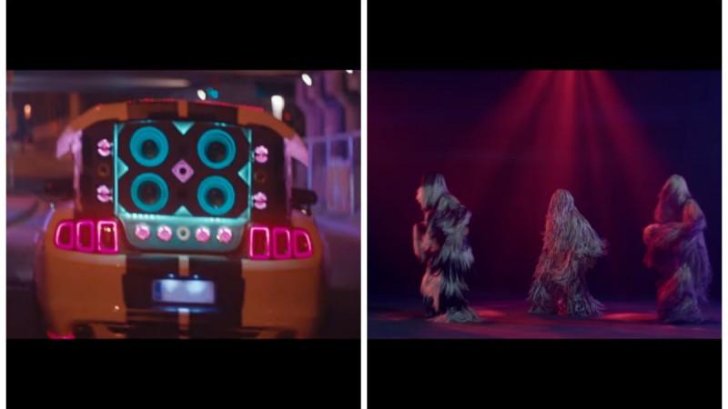 Tomorrowland: pufos, nebun si contagios